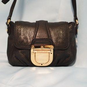 Michael Kors Small Leather Crossbody Bag